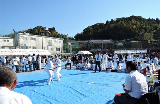 弥五郎どん祭り武道大会
