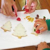 クリスマスお菓子作り体験