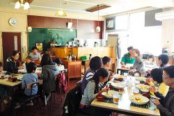 たかもりカフェで手作りの朝食!