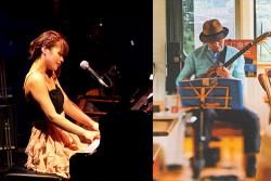 鹿児島が誇るジャズボーカリスト、シンガーソングライターEMILYと父のギタリスト古川次男が親子でLIVEをお届け。